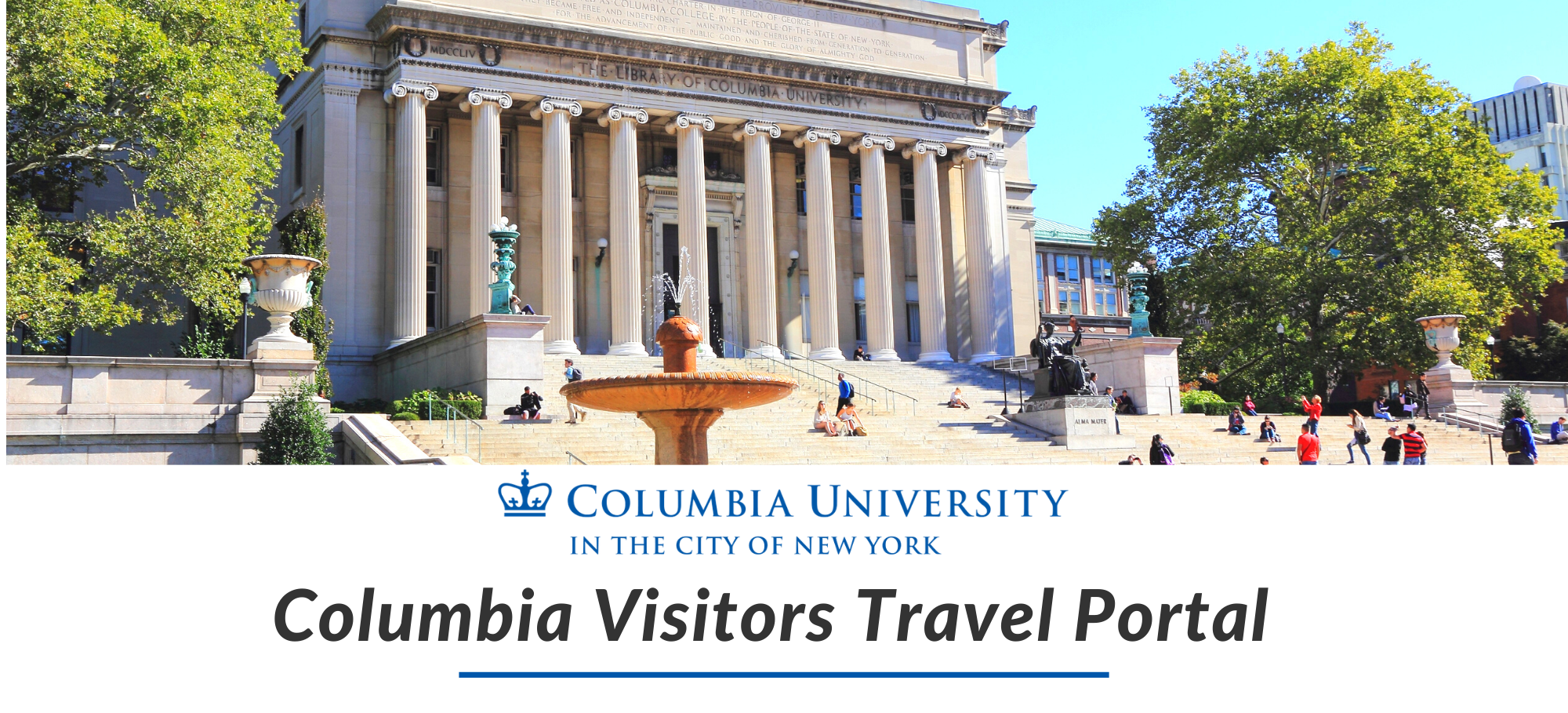 Copy of Columbia Visitors Travel Portal (2)