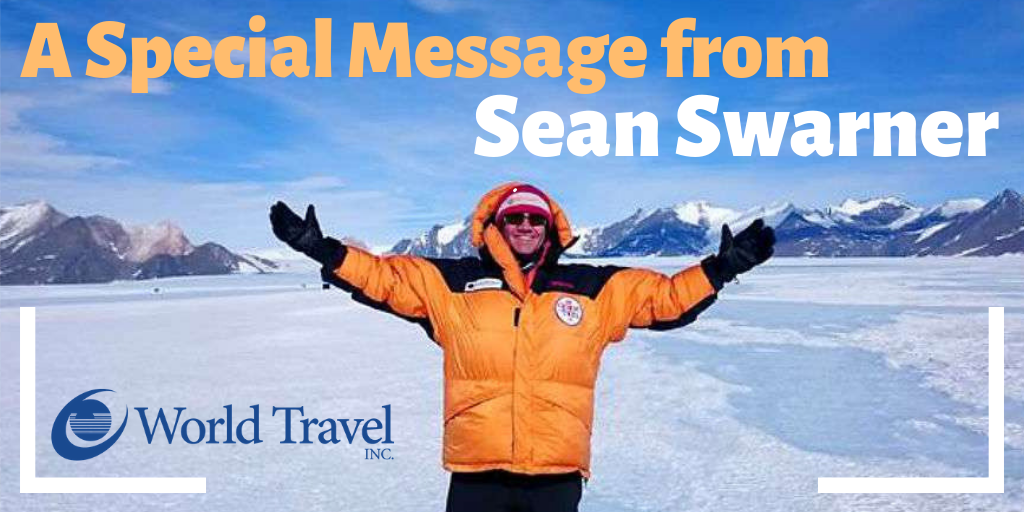 A Special Message From Sean Swarner